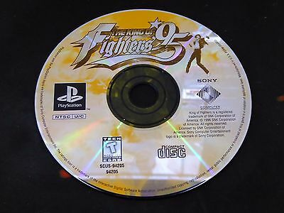 The King of Fighters 95 / DISK ONLY