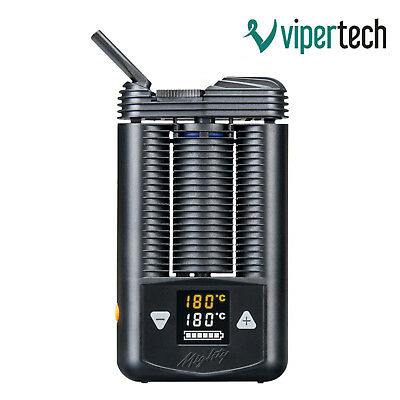 GENUINE Mighty Portable Vaporizer by Volcano Storz & Bickel **UK SELLER**