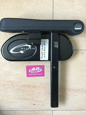 Quickie Samba 2 Power Chair Electric Wheelchair Complete Left  Armrest / Arm Pad