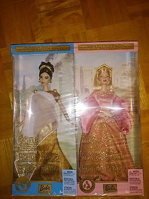Princess of England & Greece 2004 Barbie Doll-New in Orignal Box