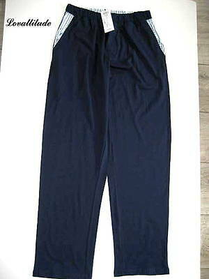 HOM PANTALON de NUIT taille FR/5 SEPARABLES NAVY NIGHT TROUSERS USA/L GB/36 EU/6
