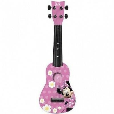 Minnie Mouse Mini Guitar. Shipping is Free
