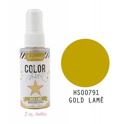 Heidi Swapp - Color Shine - Gold - 59 ml Farbspray