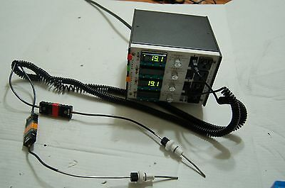 J-KEM Scientific Model   temperature controller  4-channel thermocouple two