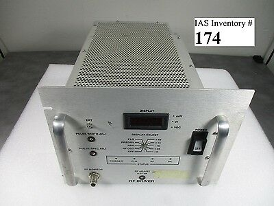 Siemens CPST RF Driver 31196/15M00107-01 1954873 (Used Working)