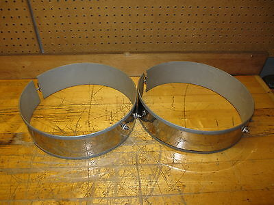 """Temco 5032222 Band Heater Lot of 2  3900W 460V  13"""" ID x 3 3/4"""" Tall NOS"""