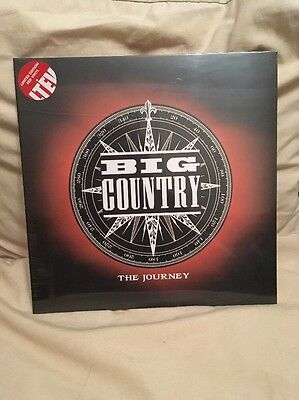 Big Country - The Journey - Brand New And Sealed Lp