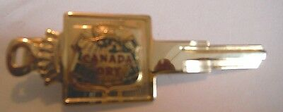 Rare Vintage Canada Dry Tie Clasp   Must See !!!!!!