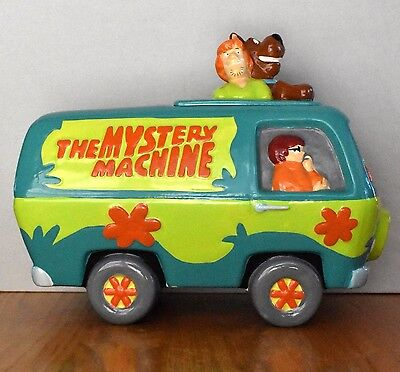Scooby-Doo Mystery Machine cookie jar - awesome condition