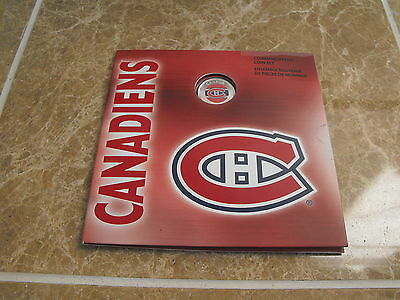 Canada 2008 Montreal Canadiens Hockey Set - 7 Coins - Royal Canadian Mint