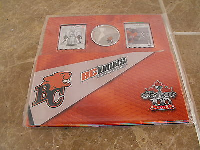 Canada 2012 Football Set - NEW - BC Lions