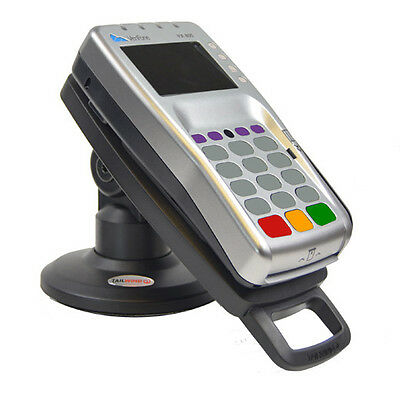 """Credit Card Stand - For Verifone VX805/820 - Compact 3"""" Tall Complete Kit"""