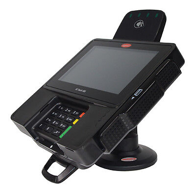 """Credit Card Stand - For Ingenico iSC480 - Compact 3"""" Tall Complete Kit"""