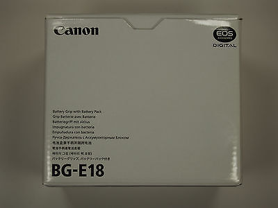 Canon Battery Grip BG-E18 for T6i (750D) and T6s (760D)