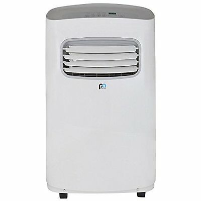 Perfect Aire PORT12000 EER 8.9 Portable Air Conditioner with Remote Control,
