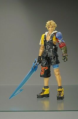 Final Fantasy Tidus 1/6 FF X 10 2 Game Action Figure Square Enix Toy Game Ps 7 I