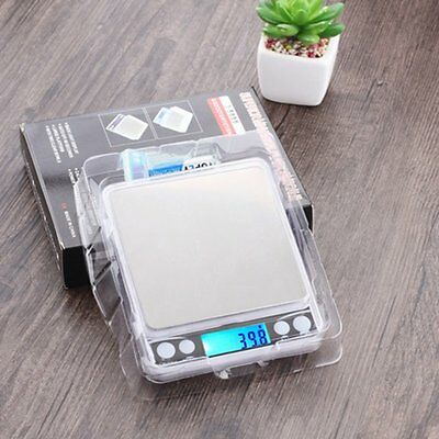 Multifunctional LCD Electronic Digital Scale 0.1G/0.01G Jewelry Weight Scales HL