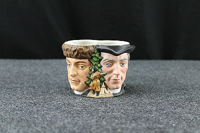 Avon Lewis and Clark  Collector Character Cups Mug
