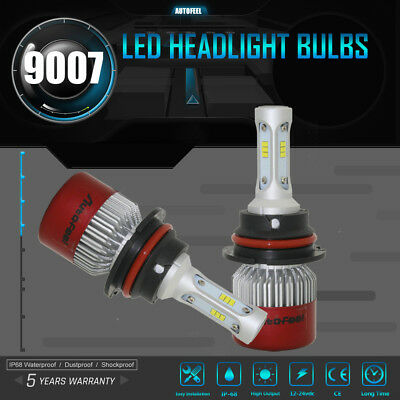 CREE LED Car Headlight H8 H9 H11 288W 28800LM Bulbs 6500K Upgrade Conversion Kit