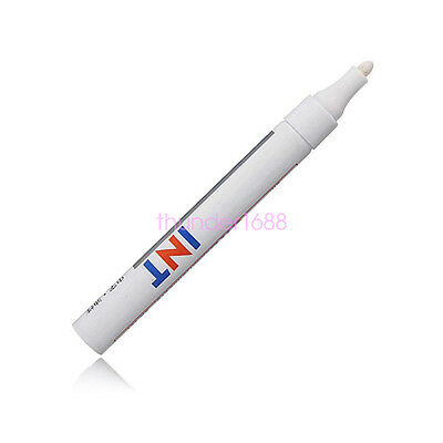 1 Pc White Permanent Paint Marker Autos Off-Road Whell Tire Tread Painting Pen