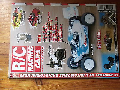 $$ Revue R/C Racing Cars N°131 Serpent 710  Pirate RS2  Wasp 28  CRF Hotbodies