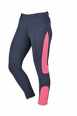 Dublin Performance Mesh Flexible Competition Stylish Equine Horse Riding Tight