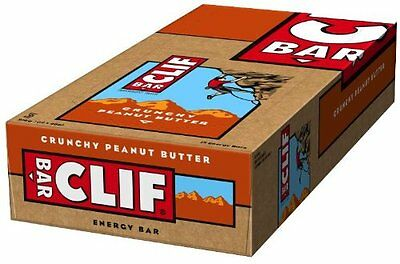 Clif | Peanut Butter Bar | 12 x 68g