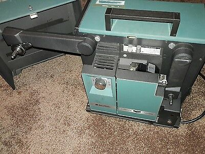 Vintage Bell & Howell 1550 Filmosound Specialist 16mm Film Projector