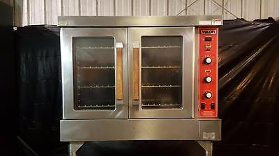 Vulcan SG4D-1 Natural Gas Full Size Convection Oven