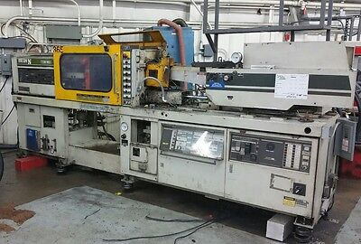 Toshiba ISE 120  Ton Injection Molding Machine
