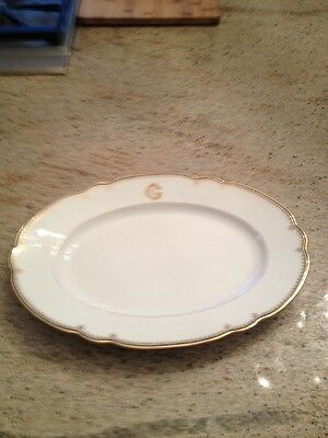 Antique 18th C. Pilivyut Charger Serving Plate Platter 14 inches wide