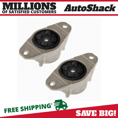 Pair of 2 Rear Strut Mounts fits Ford C-Max Escape Focus Lincoln MKC Mazda 5 3