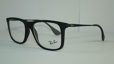 Ray Ban RB 7054 5364 Matt Black Glasses Frames Glasses Eyeglasses Size 51