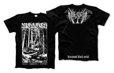 MOLOCH Black Metal t-shirt Limited Edition Official Merchandise * from S to XXL