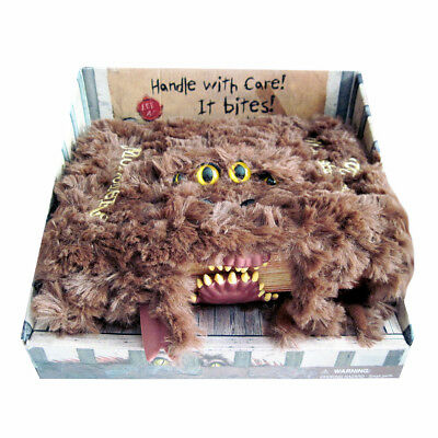 Wizarding World Of Harry Potter Monster Book of Monsters Toy Universal Studios