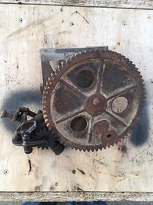 Fairbanks Morse Type Z Governor & Bracket Antique  Hit And Miss Gas Engine