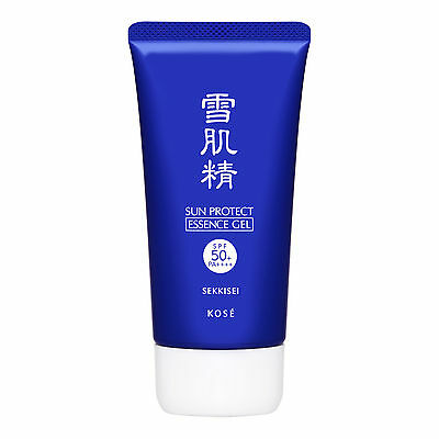 KOSE Sekkisei Sun Protect Essence Gel N SPF50+ PA++++ 81ml Sunscreen Moisturizer