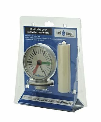Rain Harvesting Water Tank Level Indicator - See Your Water Level at a Glance