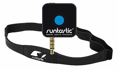 Runtastic Chest Strap Receiver / Heart Rate Monitor for Smartphones