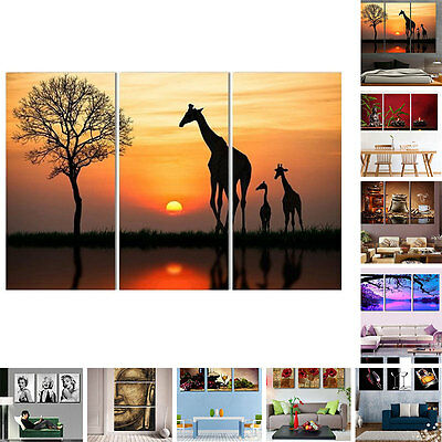 3Pcs/lot 30X45cm Abstract Canvas Art Painted Picture Oil Painting For Home Decor