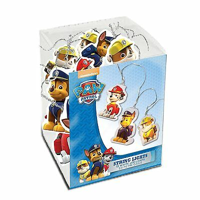 Spearmark Paw Patrol String 2.8m LED Lights Kids Decoration 5021703504805 MB