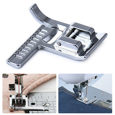 Multi-function Home Sewing Machines with Ruler for Sewing Presser Foot Single