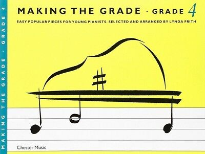 Partition pour piano - Various - More Making The Grade 4
