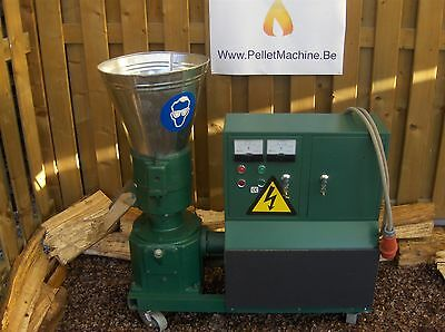 Pelletpers - Machine a pellet - PP200 - Pelletmachine - Pelletiere KL200C