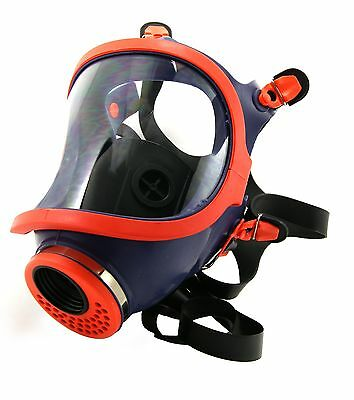 Climax 731 Full Face Silicon Respirator Mask c/w P3 Dust & Mist Filter