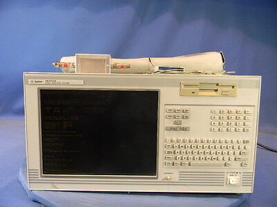 Agilent 16702A Logic Analyzer Mainframe w/OPT 003 30 Day Warranty