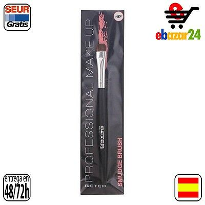 Beter Original - BRUSH smudge eye shadow 16 cm 1 pz Accesorios y organizadores C