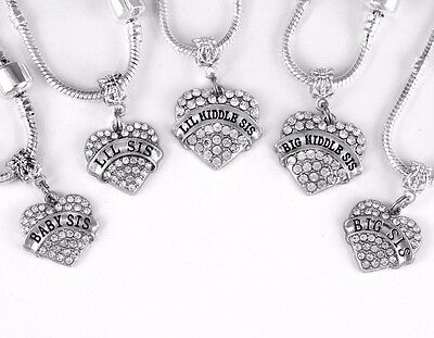 Five Sisters Necklace Set huge sale 1 order is one set of all five necklaces