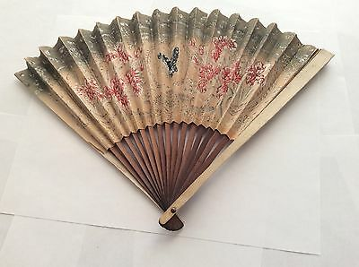 1920s Advertising Fan from LaPorte,Indiana for Pianos