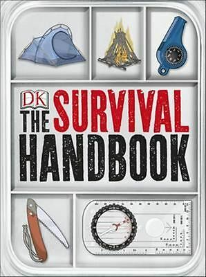 Survival Handbook The by DK - Paperback - NEW - Book